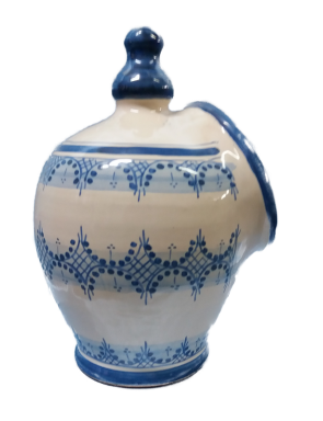 Portasale in ceramica