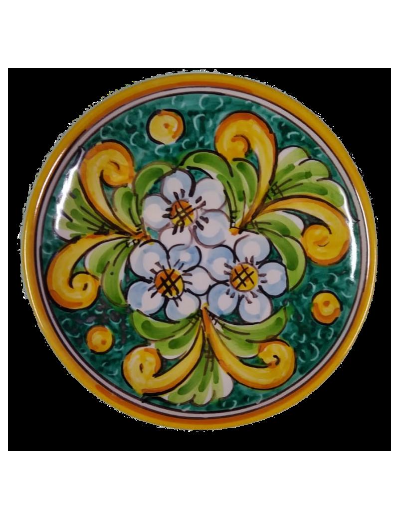 Piatti In Ceramica Prezzi.Ceramica Di Caltagirone